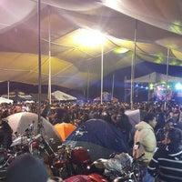 Photo taken at San Pedro Atocpan by Godo Armando E. on 9/6/2015