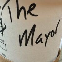 Photo taken at Starbucks by Amy K. on 2/5/2013
