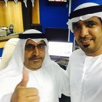 Photo taken at Abu Dhabi Media by Salem A. on 5/19/2015