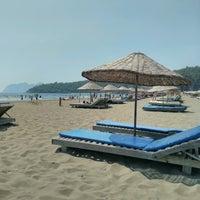 Photo taken at İztuzu Beach by Artik Y. on 8/13/2016