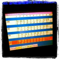 Photo taken at Cosmic Bowl by Lamey X. on 12/8/2012