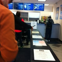 Photo taken at Country Club Post Office by Maria M. on 3/12/2013