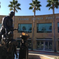Photo taken at Orange County Fire Authority, HQ by 🍺 Brandon H. on 10/13/2012