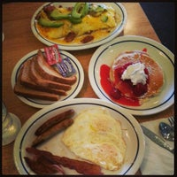 Photo taken at IHOP by Stephen L. on 1/27/2013