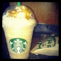 Photo taken at Starbucks by Hannah B. on 9/23/2012