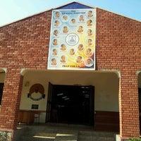 Photo taken at Uganda Martyrs S S Namugongo by Lubega P. on 12/21/2012
