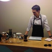 Photo taken at Double B Coffee & Tea by Dmitry K. on 6/12/2013