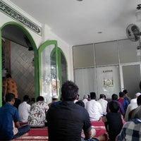 Photo taken at Masjid selapa polri by Kombor K. on 1/30/2015