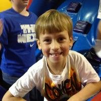 Photo taken at Pump It Up by Jennifer A. on 11/11/2012