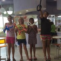 Photo taken at Chill Yogurt Cafe by Amanda L. on 7/24/2015