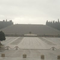 Photo taken at Sacrario militare di Redipuglia by Gianmarco B. on 3/30/2013