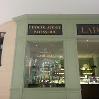 Photo taken at Ladurée by Amna A. on 1/4/2013