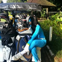 Photo taken at Golf Estate Bogor Raya by Harry H. on 3/24/2013