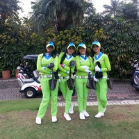 Photo taken at Golf Estate Bogor Raya by Harry H. on 7/20/2013