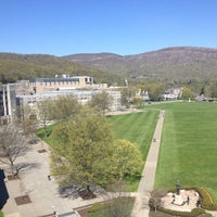 Photo taken at USMA Library by Kristin S. on 5/2/2013