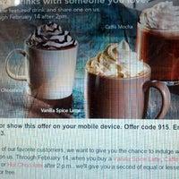 Photo taken at Starbucks by jeff s. on 2/7/2013