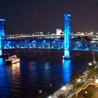 Photo taken at Hyatt Regency Jacksonville Riverfront by Todd R. on 4/13/2013