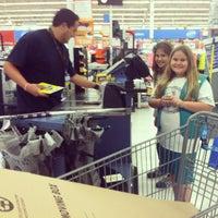 Photo taken at Walmart by Katie M. on 4/23/2013