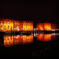 Photo taken at Albert Dock by Simon P. on 11/24/2012