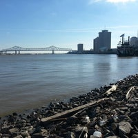 Photo taken at Steamboat Natchez by Ricardo G. on 12/26/2012