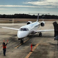 Photo taken at Pensacola International Airport (PNS) by Tony C. on 11/26/2012