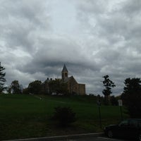 Photo taken at Sibley Hall by Chrysanthi V. on 10/15/2012