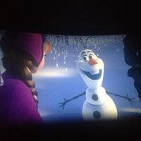 Photo taken at Cine Eldorado by Priscila L. on 1/4/2014