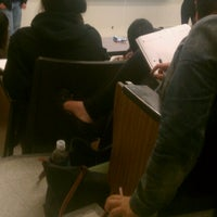 Photo taken at UCLA Franz Hall by Eric Jonathan D. on 1/7/2013