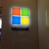 Photo taken at Microsoft by Muaadh B. on 6/21/2014