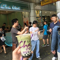 Photo taken at ChaTime (曰出茶太) by Yui K. on 3/16/2016