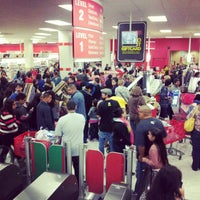 Photo taken at Target by Jason A. on 11/23/2012