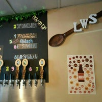 Photo taken at LWS Brewery by Justin F. on 8/6/2016