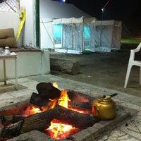 Photo taken at مزرعة الماجد في العبدلي by Nabil H. on 12/28/2012