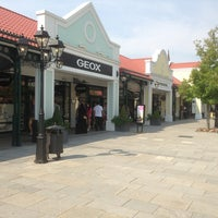 Photo taken at McArthurGlen Designer Outlet Parndorf by Andrew on 8/19/2013