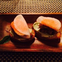 Photo taken at Cocina Sunae by Fer R. on 1/2/2015