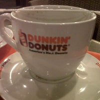 Photo taken at Dunkin' Donuts by Annisa Cahya I. on 10/3/2012