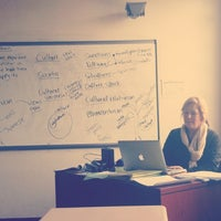Photo taken at ELS Language Centers by Лилу Б. on 7/22/2013