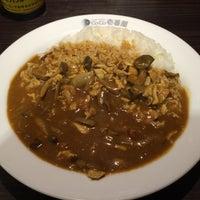 Photo taken at カレーハウス CoCo壱番屋 渋谷区初台店 by Tanosuke O. on 1/21/2016