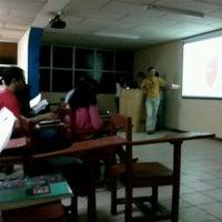 Photo taken at Universidad Científica del Perú by Luis G. on 2/13/2013