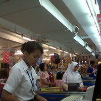 Photo taken at Pasar Swalayan ADA by Yogasmoro S. on 9/15/2013