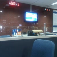 Photo taken at Bank BCA by Monica W. on 10/21/2013