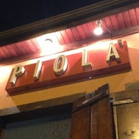 Photo taken at Piola by Yoseph Marcellus S. on 7/23/2013
