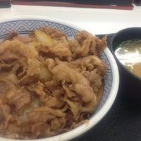Photo taken at 吉野家 葛西駅店 by Tomo A. on 8/24/2013