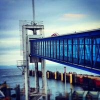 Photo taken at Tsawwassen Ferry Terminal by Patchara K. on 4/9/2013