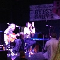 Photo taken at Gypsy Sally's by Kevin K. on 2/23/2014