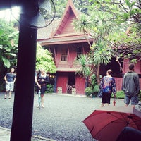 Photo taken at The Jim Thompson House by Ima R. on 10/16/2013