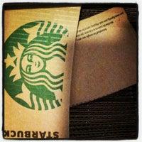 Photo taken at Starbucks by Chaffro on 1/20/2013