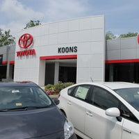 Photo taken at Koons Easton Toyota by Koons Easton Toyota on 6/24/2016