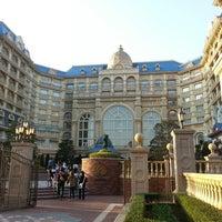 Photo taken at Tokyo Disneyland Hotel by Yohei T. on 3/9/2013