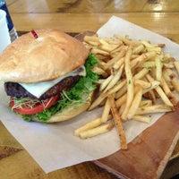 Photo taken at Burger Urge by Jodie M. on 4/27/2013